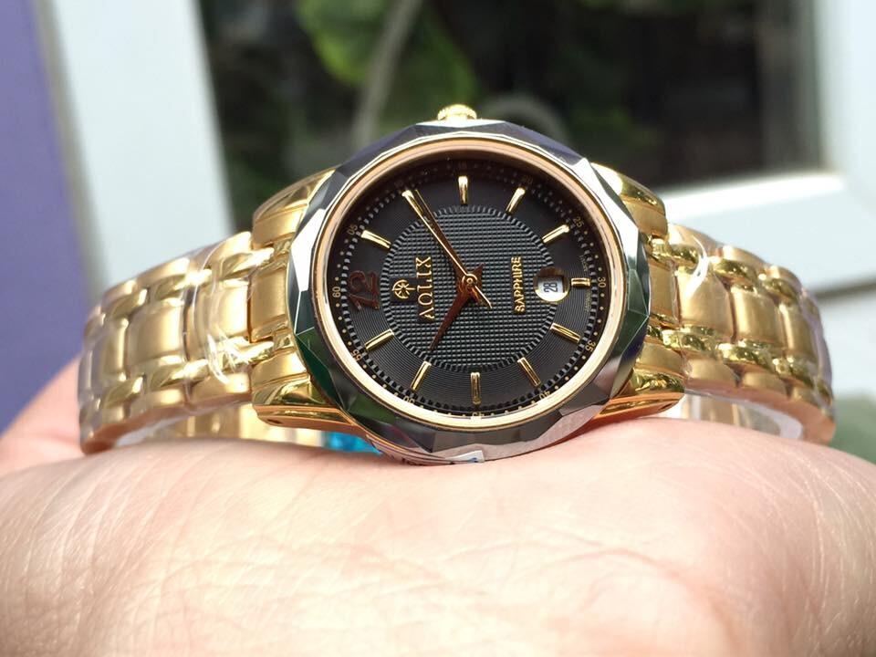 đồng hồ nữ chính hãng aolix al 9150l - mkd
