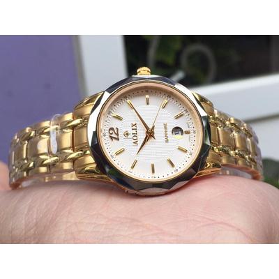 đồng hồ nữ chính hãng aolix al 9150l - mkt