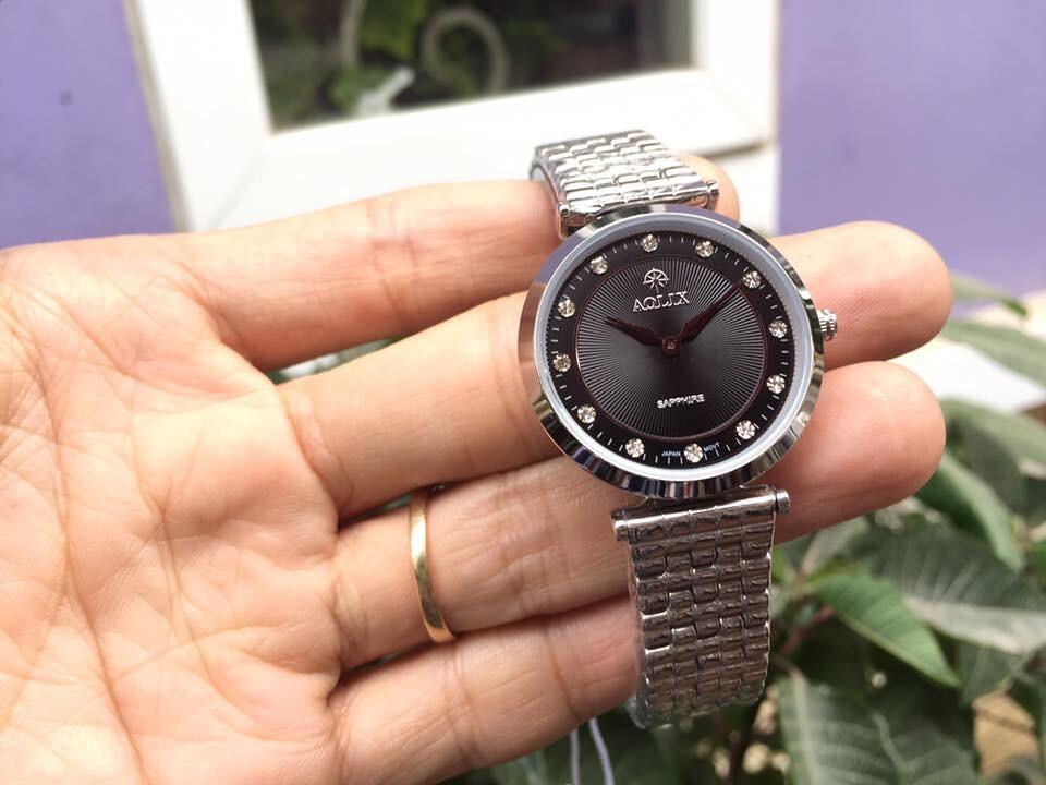 đồng hồ cặp đôi chính hãng aolix al 9152 - mssd