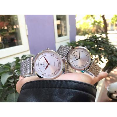 Đồng hồ cặp đôi chính hãng aolix al 9152 - msst
