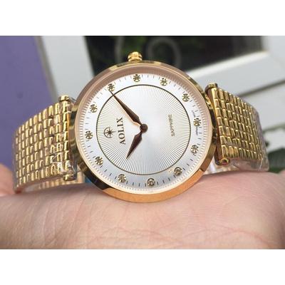 đồng hồ nam chính hãng aolix al 9152g - mkt