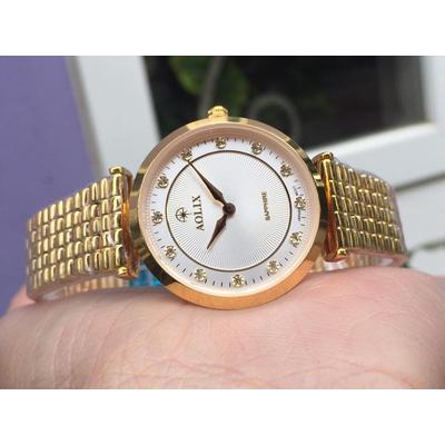 đồng hồ nữ chính hãng aolix al 9152l - mkt