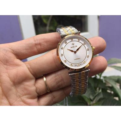 đồng hồ nữ chính hãng aolix al 9152l - mskt