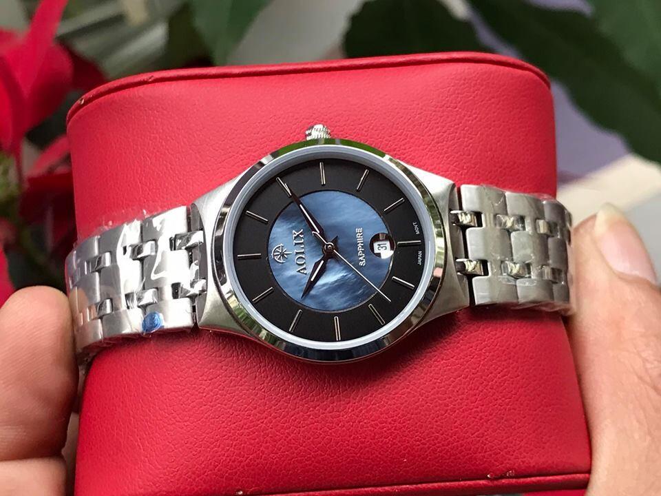 đồng hồ nữ chính hãng aolix al 9154l - mssd