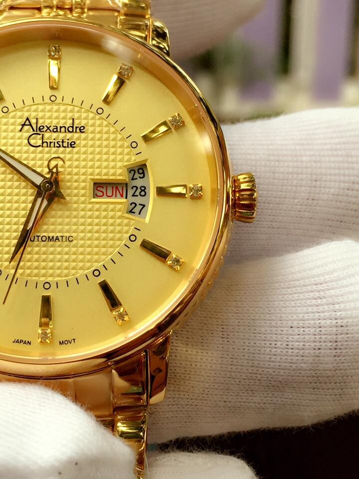 Alexandre Christie 8A186A-MGPGO-V