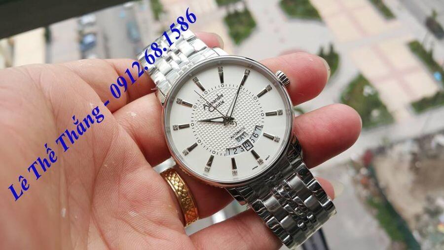 Đồng hồ Alexandre Christie 8A186AMS-T