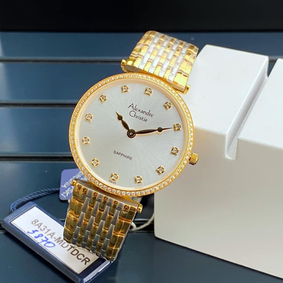 Đồng hồ nam Alexandre Christie AC8a31a-mdtdcr chính hãng