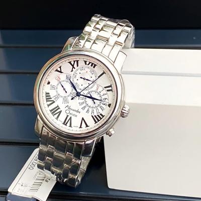 Đồng hồ nam Alexandre Christie AC6C01AMSSBK chính hãng