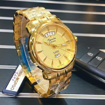 Đồng hồ nam Alexandre Christie AC8a169a-mgpgo chính hãng