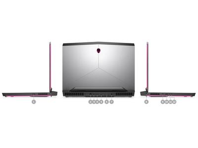 ALIENWARE 17 R5 - I7 8750H GTX 1060 6GB RAM 8GB SSD 256GB + 1TB HDD 17.3 Like New