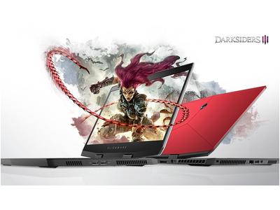 ALIENWARE M15 - I7 8750H GTX 1060 MaxQ RAM 16GB 1TB HDD 15.6