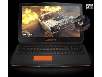 Alienware M17 R3 i7-6820HK,Nvidia GTX 980M - 8GB GDDR5, 16GB RAM, 128GB SSD + 1T HDD,17.3 ' 4K