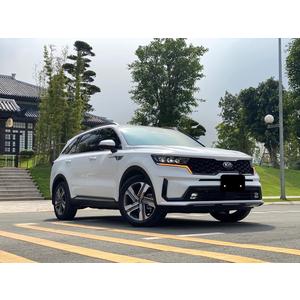 All New KIA Sorento 2.5G Luxury (Máy xăng)