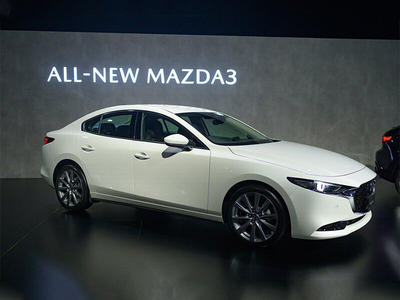All-New Mazda 3 1.5L Luxury