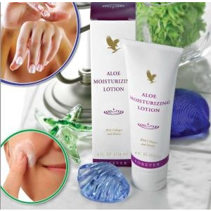 Aloe Moisturizing Lotion Ms 063 kem giữ ẩm da mặt và cơ thể