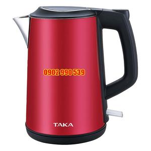 Ấm Đun Siêu Tốc Inox 304 Taka TKEK315 (1.5L)