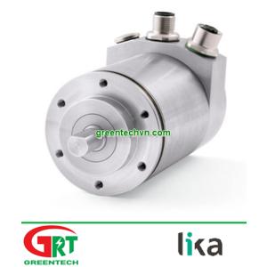 AM58 K | Lika | Bộ mã hóa vòng xoay | Multi-turn rotary encoder / absolute /hollow-shaft