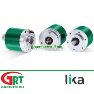 AM58 P   Lika   Bộ mã hóa vòng xoay   Multi-turn rotary encoder / absolute /hollow-shaft