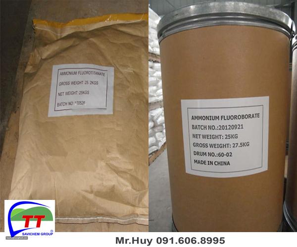 Ammonium Fluoroborate
