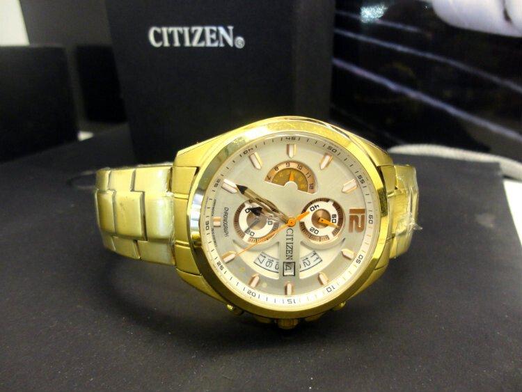 Đồng hồ nam nhật bản Citizen Chronograph AN3420-51L