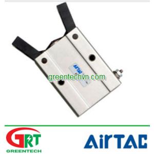Angular gripper / pneumatic / 2-jaw 6 - 32 mm | HFY series | Airtac Vietnam | Khí nén Airtac