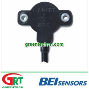 Angular position sensor / non-contact / Hall effect / analog ø 50 mm, 12 bit | ACW4
