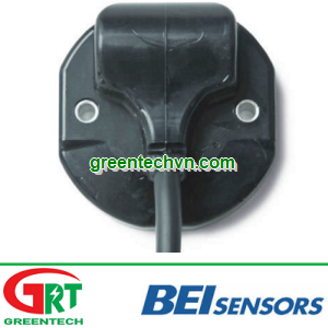 Angular position sensor / non-contact / Hall effect / analog ø 52 mm, 12 x 13 bit | TCW4