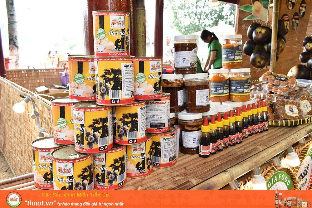 Nơi bán đường thốt nốt uy tín, chất lượng