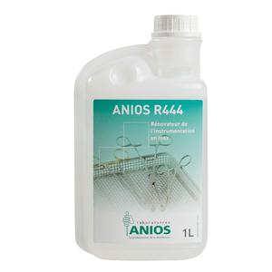Anios R444 Dung dịch làm sáng bóng dụng cụ kim loại và loại bỏ những vết mờ ố, rỉ sét