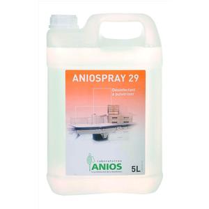 Aniospray 29 Dung dịch phun khử nhanh các bề mặt và trang thiết bị