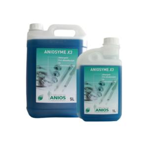 Aniosyme X3 Dung dịch tẩy rửa và tiền khử khuẩn dụng cụ y tế