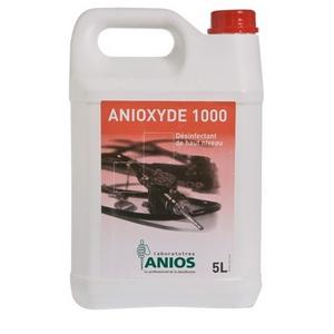 Anioxyde 1000 - Dung dịch khử khuẩn mức độ cao dụng cụ nội soi và các dụng cụ không chịu nhiệt