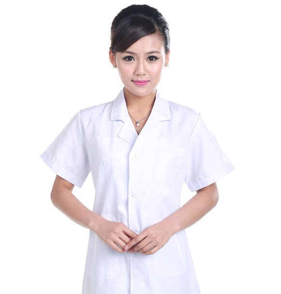 Áo blouse ngắn
