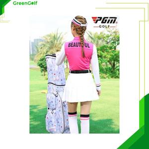 Áo Thun Đánh Golf Tay Dài Chống Nắng Chất Liệu Lụa