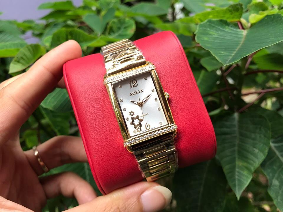 Đồng hồ nữ aolix al 1027l - kt chính hãng
