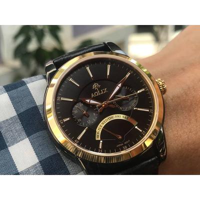 Đồng hồ nam chính hãng aolix al 7061g - lbkd