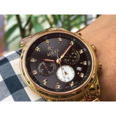 Đồng hồ nam chính hãng Aolix al 7069g - mkd