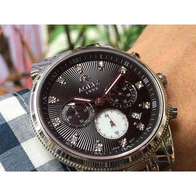 Đồng hồ nam chính hãng Aolix al 7069g - msd