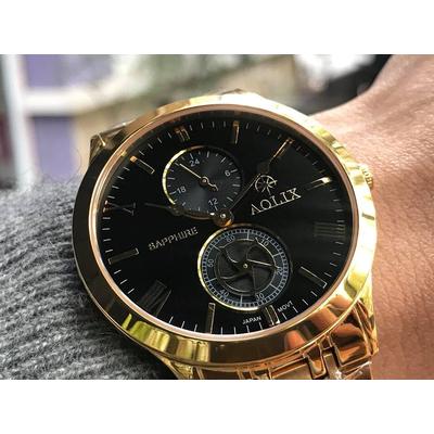 Đồng hồ nam chính hãng Aolix al 7067g - mkd