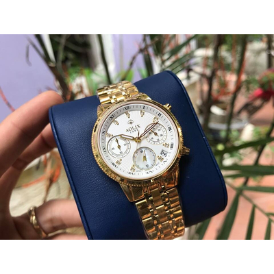 Đồng hồ nữ chính hãng Aolix al 7069l - mkt