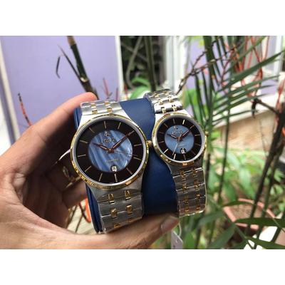 đồng hồ cặp đôi chính hãng aolix al 9154 - mskd