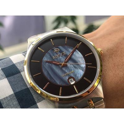 đồng hồ nam chính hãng aolix al 9154g - mskd