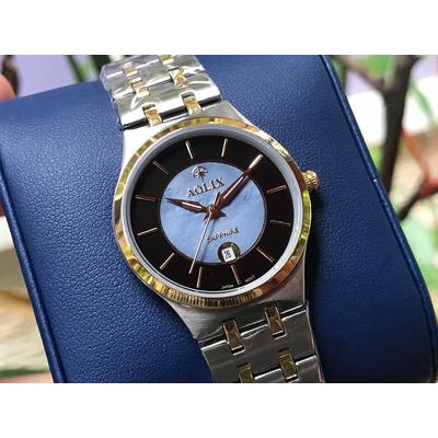 đồng hồ nữ chính hãng aolix al 9154l - mskd