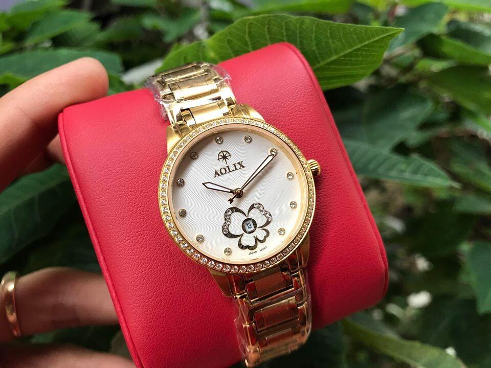 đồng hồ nữ aolix al 1033l