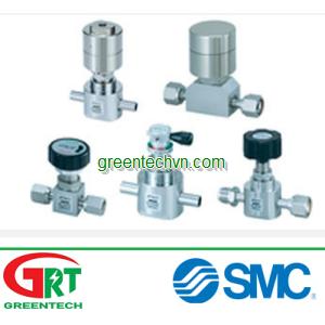 Diaphragm valve 1/4 - 3/4   AP   SMC Vietnam   SMC Pneumatic