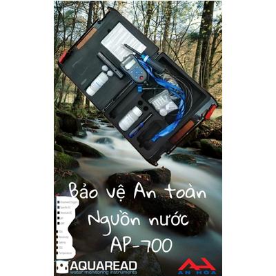 Máy đo chất lượng nước đa chỉ tiêu AP-700