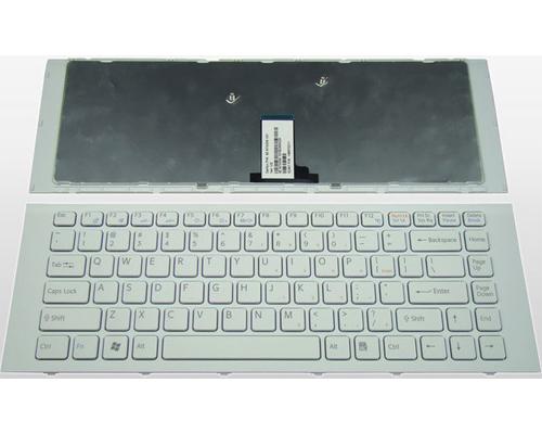 bàn phím laptop sony eg trắng
