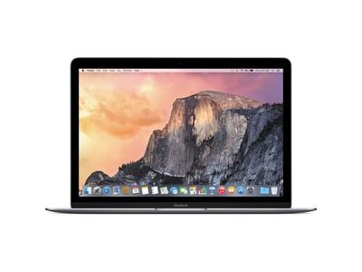 Apple The New Macbook Early 2015 (Core M-5Y31   Ram 8GB   SSD 256GB   12 inch Retina   Gray)
