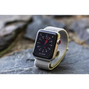 Apple Watch SR3, 38mm, viền nhôm , dây nhiều loại màu
