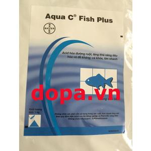 Aqua C® Fish Plus Vitamin C, Acid Đường Ruột Cá Khỏe Phòng Bệnh